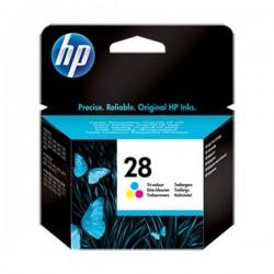 CARTUCCIA ORIGINALE HP 28 COLORE C8728AE 240 pagine