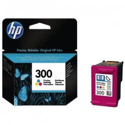 CARTUCCIA ORIGINALE HP 300 COLORE CC643EE 165 pagine