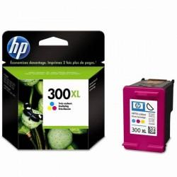 CARTUCCIA ORIGINALE HP 300 XL COLORE CC644EE 440 pagine