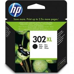CARTUCCIA ORIGINALE HP 302XL NERO F6U68AE 480 pagine