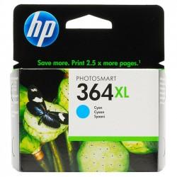 CARTUCCIA ORIGINALE HP 364 XL  C CIANO CB323EE Alta Capacità