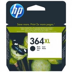 CARTUCCIA ORIGINALE HP 364 XL BK NERO CN684EE Alta Capacità