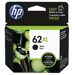 CARTUCCIA ORIGINALE HP 62 XL NERO C2P05AE