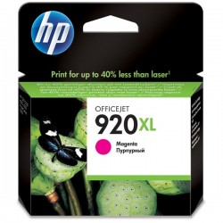 CARTUCCIA ORIGINALE HP 920M XL MAGENTA CD973AE 700 pagine