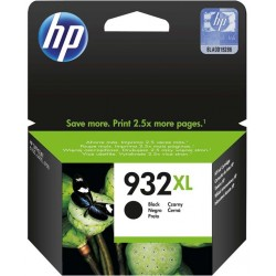 CARTUCCIA ORIGINALE HP 932BK XL NERO CN053AE 1000 pg,