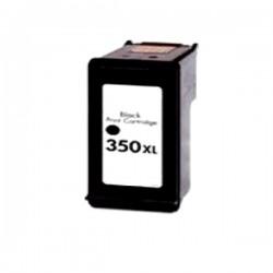 CARTUCCIA RIGENERATA COMPATIBILE HP 350 XL NERO CB336EE Alta capacità