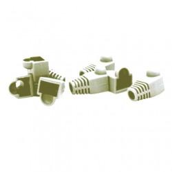 Confez. 10 Copriconnettori per Plug Copriconnettore RJ45