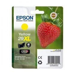 CARTUCCIA ORIGINALE EPSON T2994 GIALLO 29 XL Fragola C13T29944010 450PG.