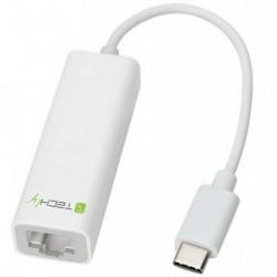 Cavo Convertitore Adattatore da USB-C 3.1 M a Gigabit Ethernet