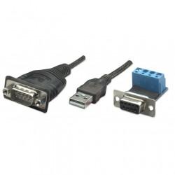 CAVO CONVERTITORE ADATTATORE DA USB A SERIALE RS485