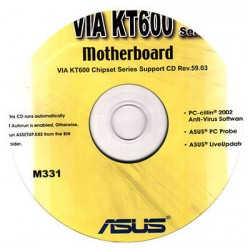 DRIVER CD ASUS VIA KT600 SERIES